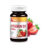 D3-vitamin epres rágótabletta, kicsiknek és nagyoknak! - Vitaminkirály