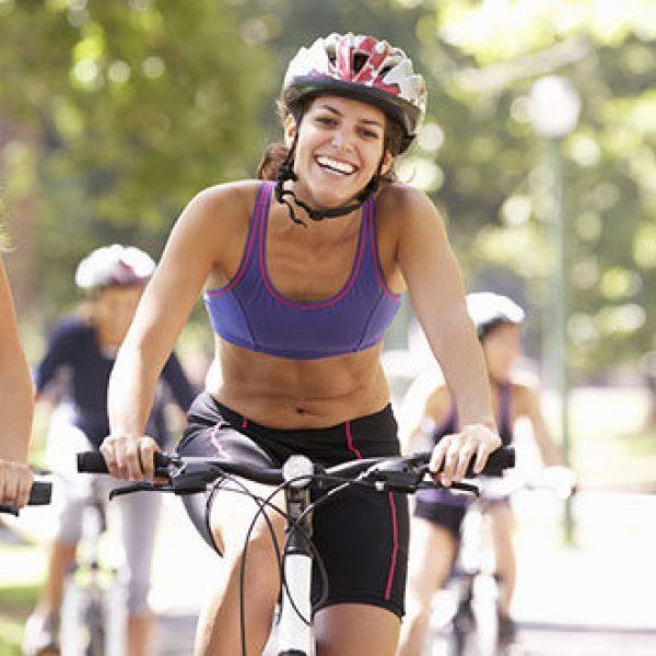 A kerékpározás jótékony hatásai