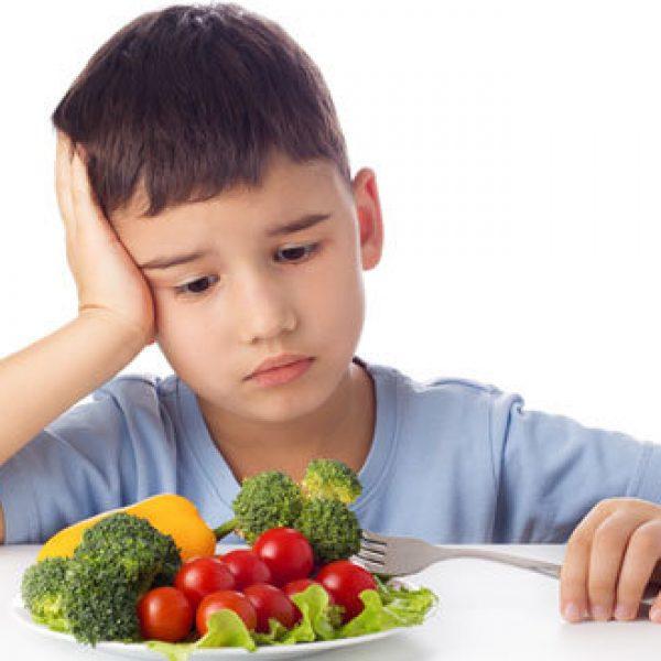 Étvágytalanság a gyerekeknél?
