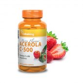 Vitaking Acerola C-500 (40 rágótab)