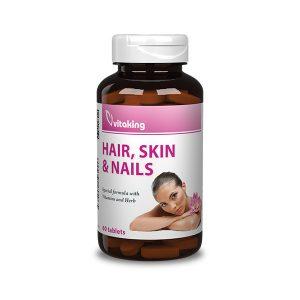Haj, bőr, köröm komplex (60) Speciális összetevőkkel - vitaminkiraly.hu