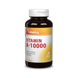Vitaking A-vitamin csukamáj olajjal (10000NE) - vitaminkiraly.hu