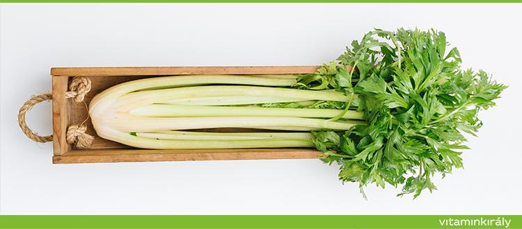 Zeller - Alapvető zöldség, rengeteg egészségügyi előnnyel